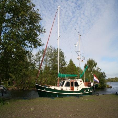 Den Aker Aalsmeer (Aries eiland)